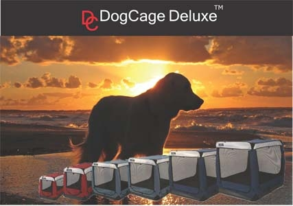 Dog Cage DeLuxe