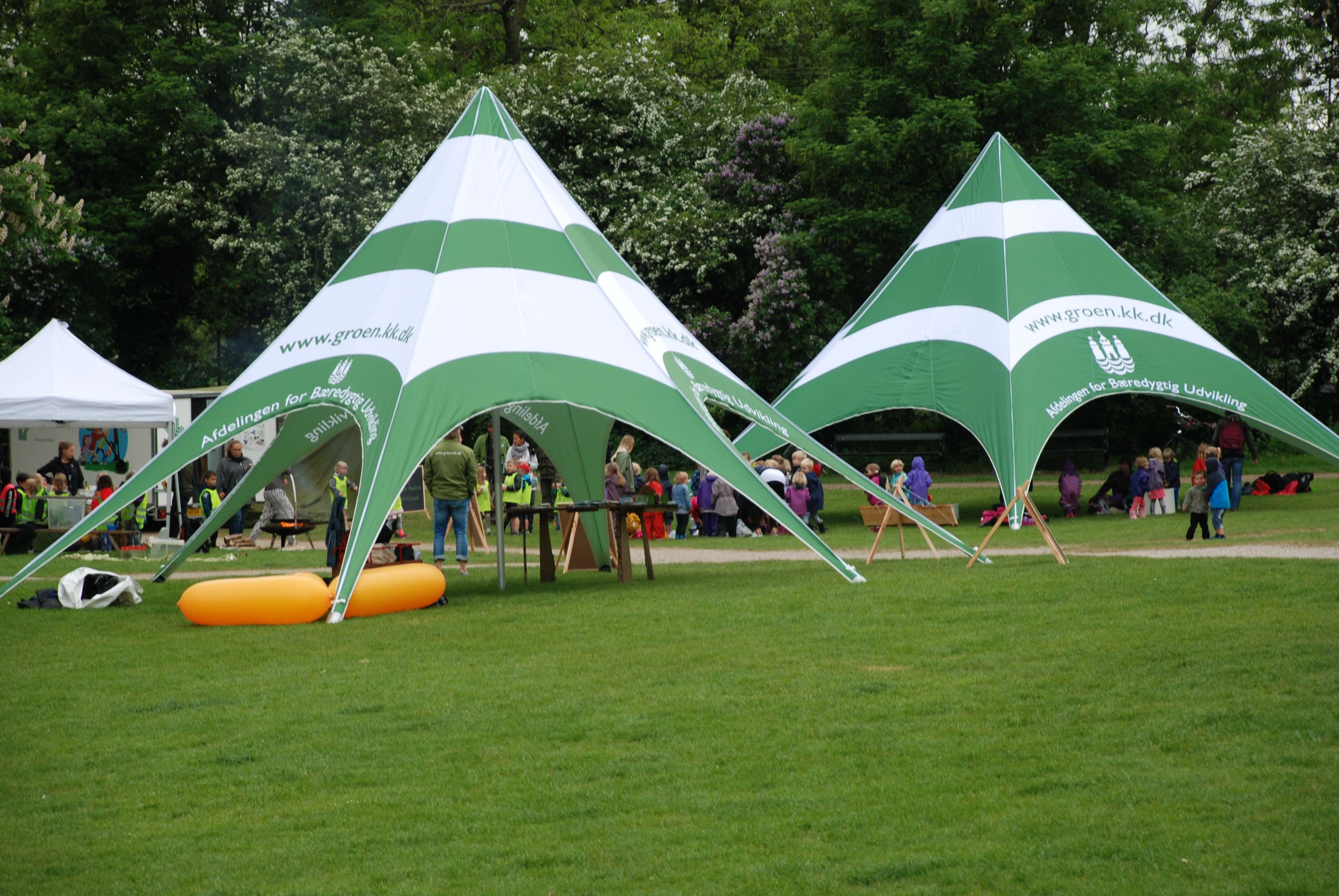 Woxxi Star tents