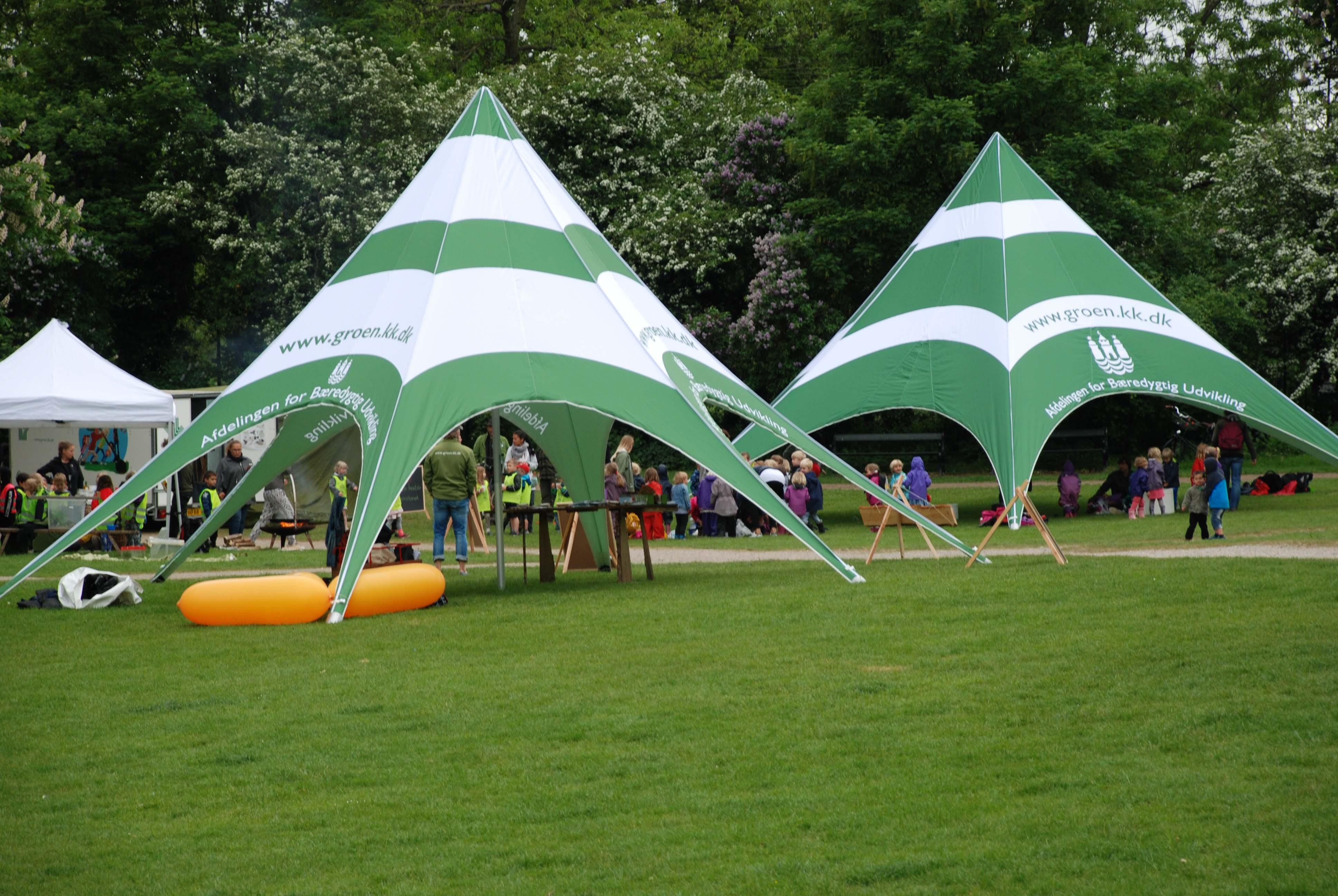 Woxxi Star tents