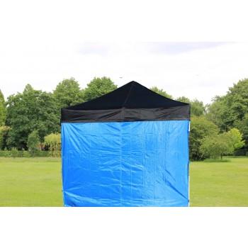 Woxxi Power / Compact helside-Blå-6 meter pløkker, foldetelt tilbehør, vægte til telt-31