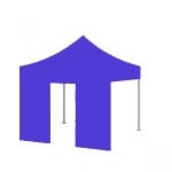 Dørside Woxxi Power / Compact-Blå-4 meter pløkker, foldetelt tilbehør, vægte til telt-31