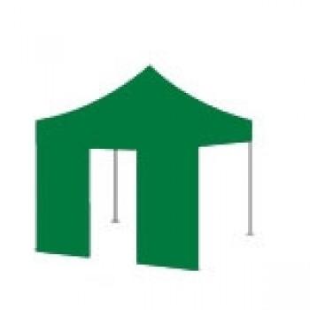 Dørside Woxxi Power / Compact-Grøn-4 meter pløkker, foldetelt tilbehør, vægte til telt-31