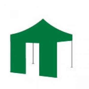 Dørside Woxxi Power / Compact-Grøn-4,5 meter pløkker, foldetelt tilbehør, vægte til telt-31