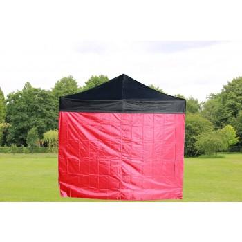 Woxxi Power / Compact helside-Rød-3 meter pløkker, foldetelt tilbehør, vægte til telt-31