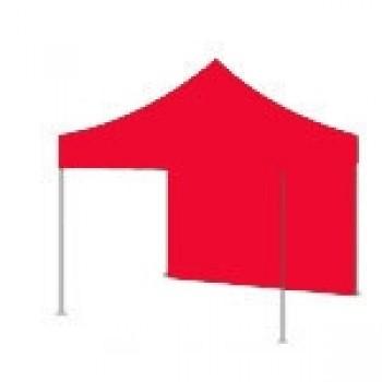 Woxxi Power / Compact helside-Rød-4,5 meter pløkker, foldetelt tilbehør, vægte til telt-31