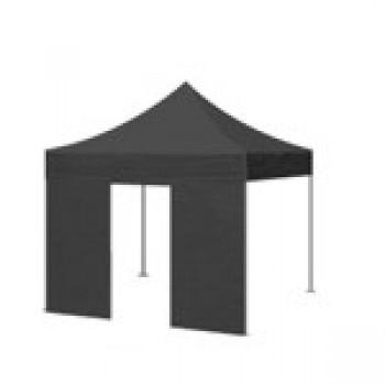 Dørside Woxxi Power / Compact-Sort-4 meter pløkker, foldetelt tilbehør, vægte til telt-31