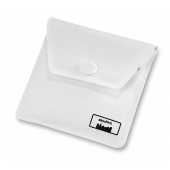 Lommeaskebægre EVA plast-Hvid/Hvid-31
