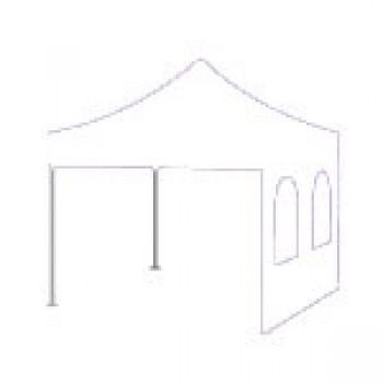 Vindues side Woxxi Power / Compact-Hvid-3 meter pløkker, foldetelt tilbehør, vægte til telt-31