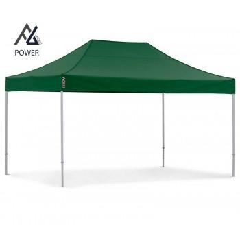 Woxxi POWER-40 Grøn 3x4,5 m Uden sider Racingtelt, pit telt, rally telt, gokart telt-31