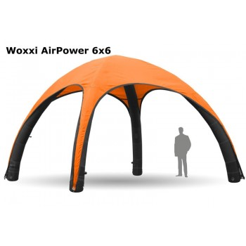 Woxxi AirPower 6x6 meter
