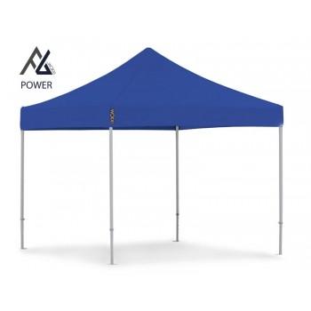 Woxxi POWER-50 Blå 3x3 m Uden sider Racingtelt, pit telt, rally telt, gokart telt-31