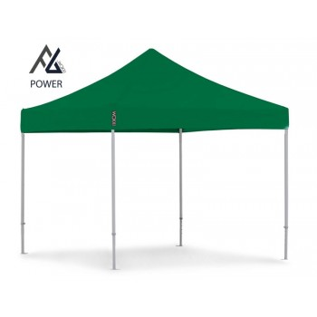 Woxxi POWER-40 Grøn 3x3 m Uden sider Racingtelt, pit telt, rally telt, gokart telt-31