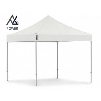 Woxxi POWER-40 Hvid 3x3 m Uden sider Racingtelt, pit telt, rally telt, gokart telt-31