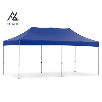 Woxxi POWER-40 Blå 3x6 m Uden sider Racingtelt, pit telt, rally telt, gokart telt-31