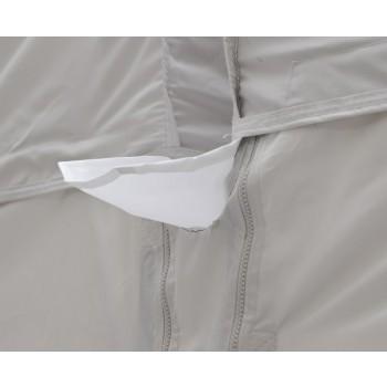 Tagrende 4.5m PVC Woxxi power / compact pløkker, foldetelt tilbehør, vægte til telt-31