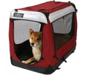 DogCage Deluxe Large Grøn-20