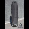 Woxxi POWER-40 Sort 4x8 m Uden sider-01