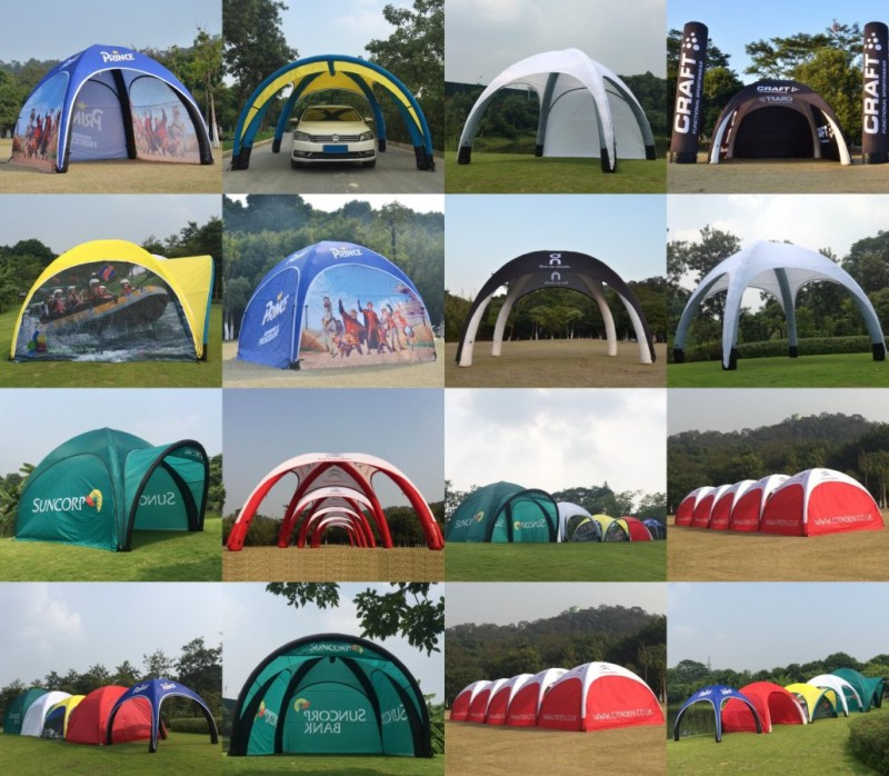 inflatable-X-tent-combination-1